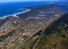 Sedgefield's large lagoon, is wedged between the Swartvlei and Groenveli Lakes, and boasts many excellent beach destinations such as Myoli, Cola and Gericke's Point