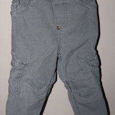 Cargo pants, 12-18 months