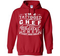 TATTOOED CHEF T-Shirt