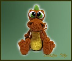 Hey, I found this really awesome Etsy listing at https://www.etsy.com/listing/84160649/amigurumi-pattern-dragon