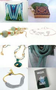 Bring on spring by ParadiseShore on Etsy--Pinned with TreasuryPin.com