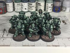 Sons Of Horus, The Horus Heresy, Warhammer 30k, War Hammer, Crusaders, Space Marine, Miniture Things, Gw, Some Ideas