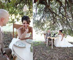 Wear your wedding dress again!