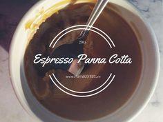 Espresso Panna Cotta || www.piisakeveel.ee