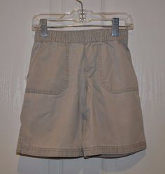 Bottoms Circo Girls Toddlers Size 4t Olive Green Shorts Cargo Stretch Waist Clothing, Shoes & Accessories