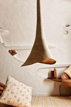 Ingeniosas lamparas ornamentales de papel reciclado. | Quiero mas diseño