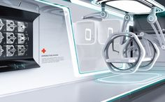 The Life Knight brings the hospital to the injured Surgical Robots, Home Basketball Court, Ancient Japanese Art, Robotic Automation, Red Dot Design, Medical Design, Yanko Design, Futuristic Technology, Cool Inventions