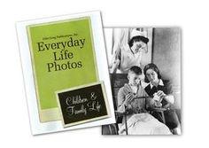 Everyday Life Photo Set, Children & Family Life (set of 20)