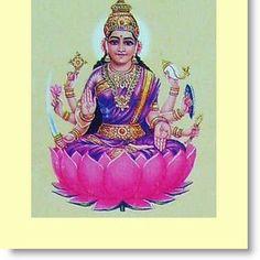 Explore the 8 Forms of Lakshmi: Vijaya-Lakshmi