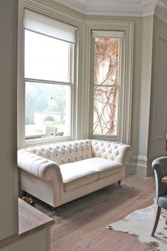 want this white couch. [coated in industrial grade stain repellent]
