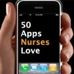 Top 10 iPhone apps for nurses. Pin now, read later.