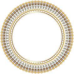 Islamic Art Pattern, Pattern Art, N Logo Design, Round Border, Gold Picture Frames, Background Design Vector, Logo Gallery, Memphis Design, Frame Clipart