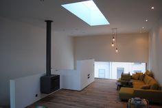 Architectenkantoor: RYDE Architecten - Verbouwing loods tot patiowoning