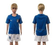 http://www.yjersey.com/home-euro-2016-youth-italy-jersey.html Only$36.00 HOME EURO 2016 YOUTH ITALY JERSEY Free Shipping!