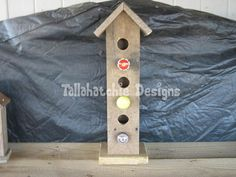 Barnwood Birdhouses Rustic Birdhouses by TallahatchieDesigns, $24.00