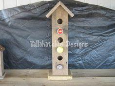 Barnwood Birdhouses Rustic Birdhouses by TallahatchieDesigns, $24.00