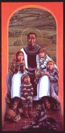 by Father John Giuliani - ST. MARTIN DE PORRES