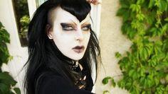 deathrock makeup - Google Search