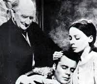 Felix Aylmer Dirk Bogarde Leslie Caron - The Doctors Dilemma