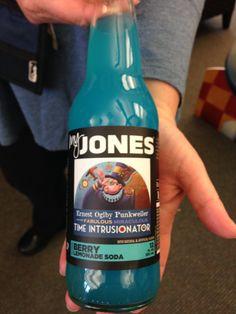 jones soda mission statement
