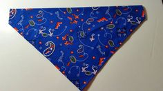 Check out this item in my Etsy shop https://www.etsy.com/listing/476151933/university-of-florida-dog-bandana-to