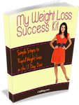 My Weight Loss Success Kit - designed with the busy woman in mind!