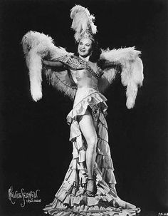 """Val De Val   aka. """"The Liberator""""..    Val De Val began her dancing career in the 1940's, performing at numerous venues; including the Ziegfeld Follies. In 1957, she married a man named Vic Hyde and retired from show business. She became a fine artist.. exhibiting her artwork at galleries.. And from 1972 to 1984, worked as an Art Teacher in Michigan.    She passed away at the age of 83, in late January 2000"""