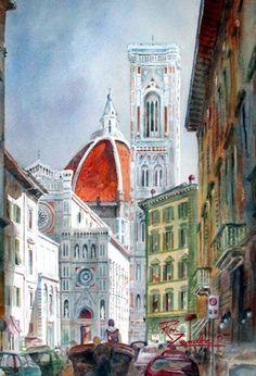 The Duomo Rita Zaudke