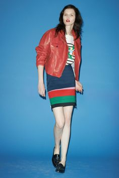 Band of Outsiders - keeping with today's cool name theme, this skirt seems to have zippers on both sides (huh?). I like :-)