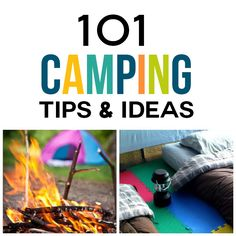 The ultimate camping guide. Just wait until you see the yummy recipes, clever organization, handy apps, fun activities, genius tips, and must-have gadgets.