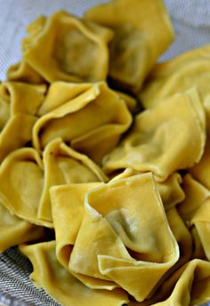 Rosh Hashanah recipes: kreplach. A step-by-step tutorial for my favorite Jewish soup dumpling.