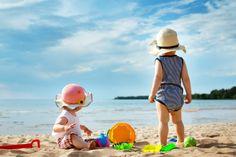 Bildergebnis für bild kinder am strand