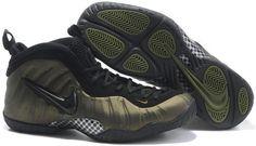 Nike Air Foamposite Pro Dark Pine Green