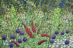 Original Floral Painting by Liam Murphy Original Paintings, Original Art, International Artist, Abstract Styles, Monet, Impressionism, Buy Art, Saatchi Art, Canvas Art