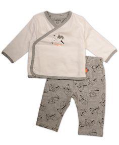 Prenatal newborn jongens pyjamamaat 62 (zelf gekocht)
