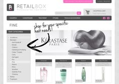 Visit our site and see really how simple it is to shop with us! Luxury Hair, Retail Box, Professional Hairstyles, Styling Tools, Cool Hairstyles, Hair Care, Shampoo, Hair Beauty, Conditioner
