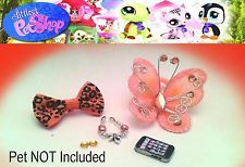 12pcs lps Accessories Skateboard Bandanas Glasses Collars Drinks fit lps Cats and Dogs lps Pet Shop lps Accessories