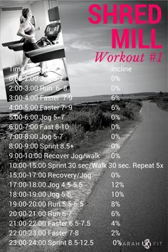 If you are looking for a quick cardio workout to do at the gym, Barry's Bootcamp style, get...