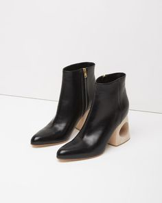Marni | Cutout Ankle Boot | La Garçonne