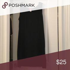 Anne Klein swimsuit cover-up Black, slightly see-thru Anne Klein Swim Coverups