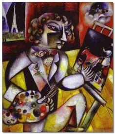 (+3) Марк Шагал. Русский период