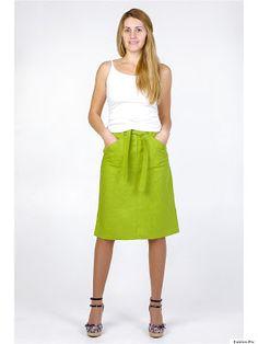 Faldas con Bolsillos