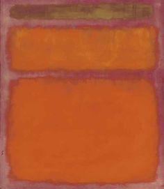 Orange, Red, Yellow by Mark Rothko - Facts about the Painting Mark Rothko Paintings, Rothko Art, Franz Kline, Robert Motherwell, Edward Hopper, Jackson Pollock, Colour Field, Historical Art, Art Moderne
