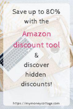Amazon Discount Tool