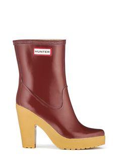Hunter Línea Fashion Boots