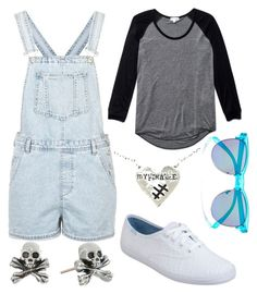 """""""Living Like You're Dying."""" by mikaylabengel ❤ liked on Polyvore"""