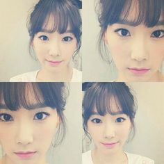 via   girlsgeneration_taeyeon instagram #taeyeon #snsd #cutiepie #whysocute