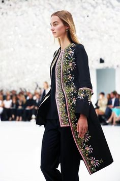 Dior's Autumn Winter 2014-2015 Couture
