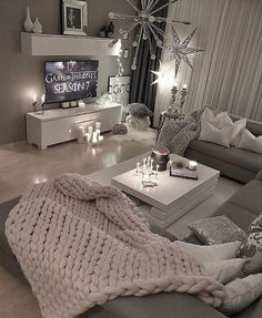 36 Cozy Living Room Design Ideas For Apartment - Home Bestiest Room Decor, Room Inspiration, Home And Living, House Interior, Bedroom Decor, Apartment Decor, Home, Home Decor, Living Room Designs