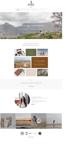 Ever thinking about re-designing your website? Let me help you figure out a cost-effective way to make your existing website look professional and on-trend. Website Layout, Art Direction, Design Art, Studio, Web Layout, Studios, Website Designs